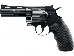 "Airsoft Revolver Legends 357 4"" čierny AGCO2"