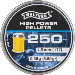 Diabolo Walther High Power 250ks kal.4,5mm