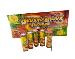 Pyrotechnika Detská GROUND BLOOM FLOWER 6ks
