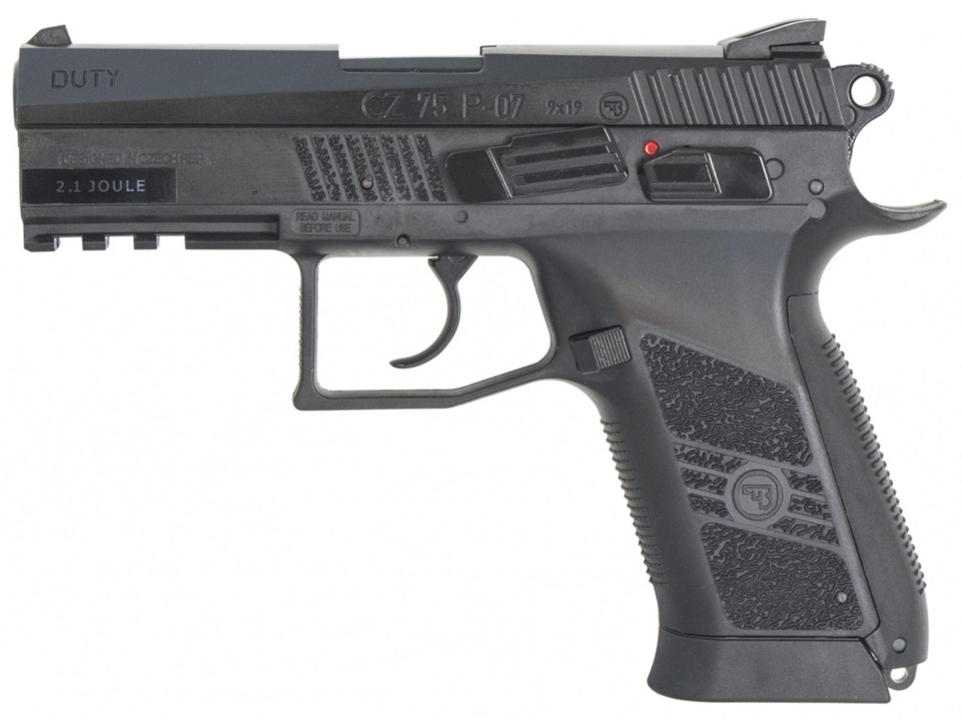59bc3001e Vzduchová pištol CZ-75 P-07 Duty | Colosus.sk