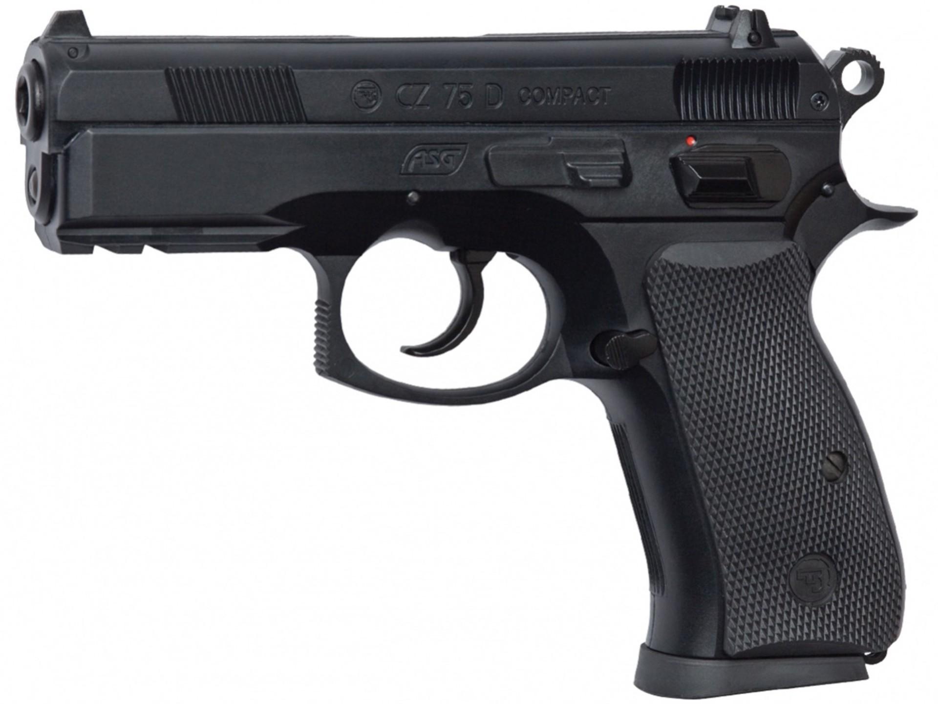 47d41af82 Vzduchová pištol CZ-75 D Compact | Colosus.sk