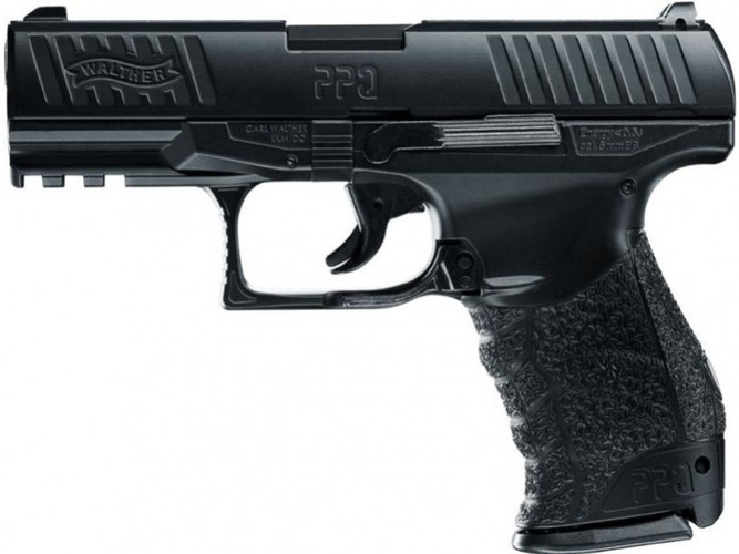 Airsoft pištol Walther PPQ PSS ASG