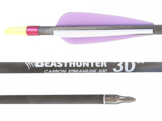"Šíp carbon 30"" Beast Hunter Streamline 500"