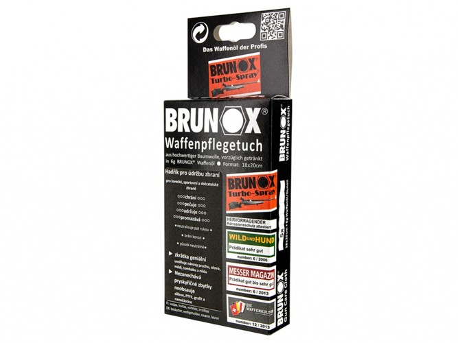 Hardík Brunox Gun Care Cloth 5ks
